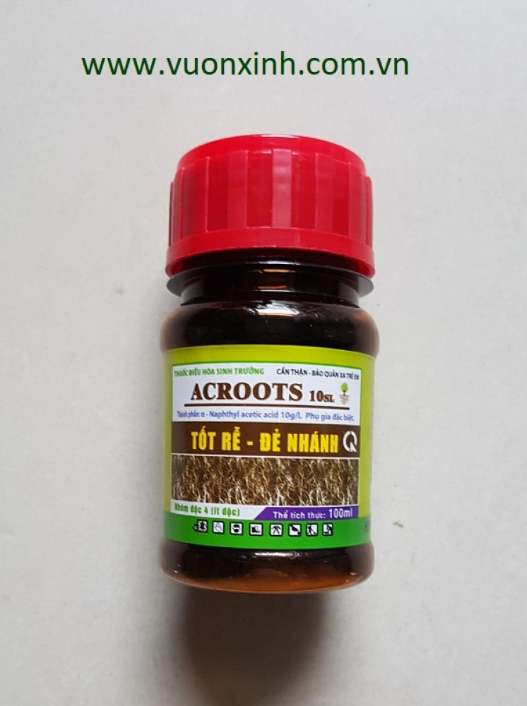 AC ROOTS 10SL (100ml)