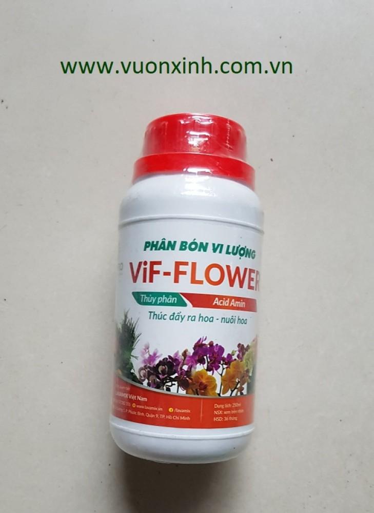 ACID AMIN (PHÂN BÓN VI LƯỢNG VIF-FLOWER) - 250ml