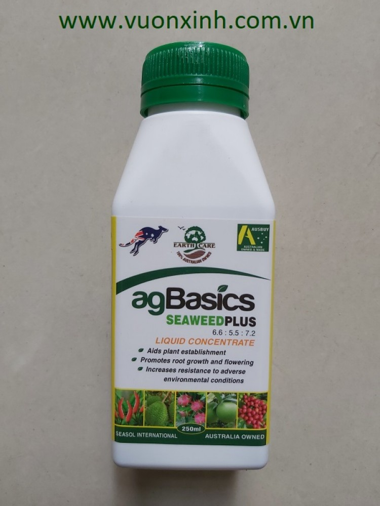 AGBASICS SEAWEED PLUS _ 250ml