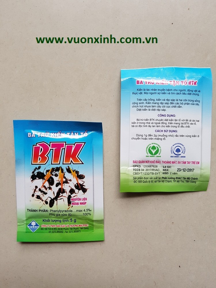 Bả trừ Kiến