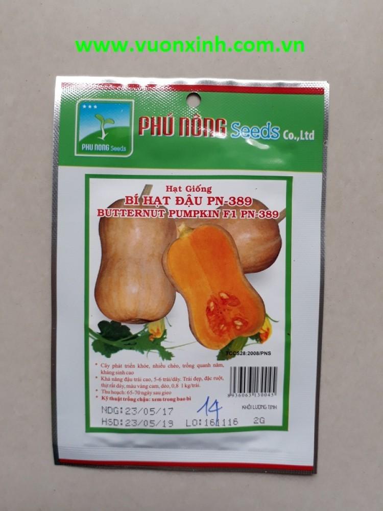 Bí hạt đậu PN-389
