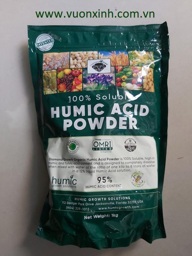 Phân bón Humic Acid powder Mỹ