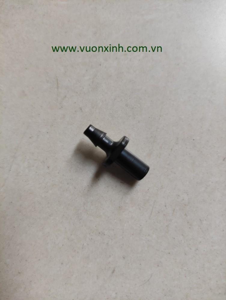 Cút nối khởi thủy ống 5MM 1 ĐẦU TRƠN