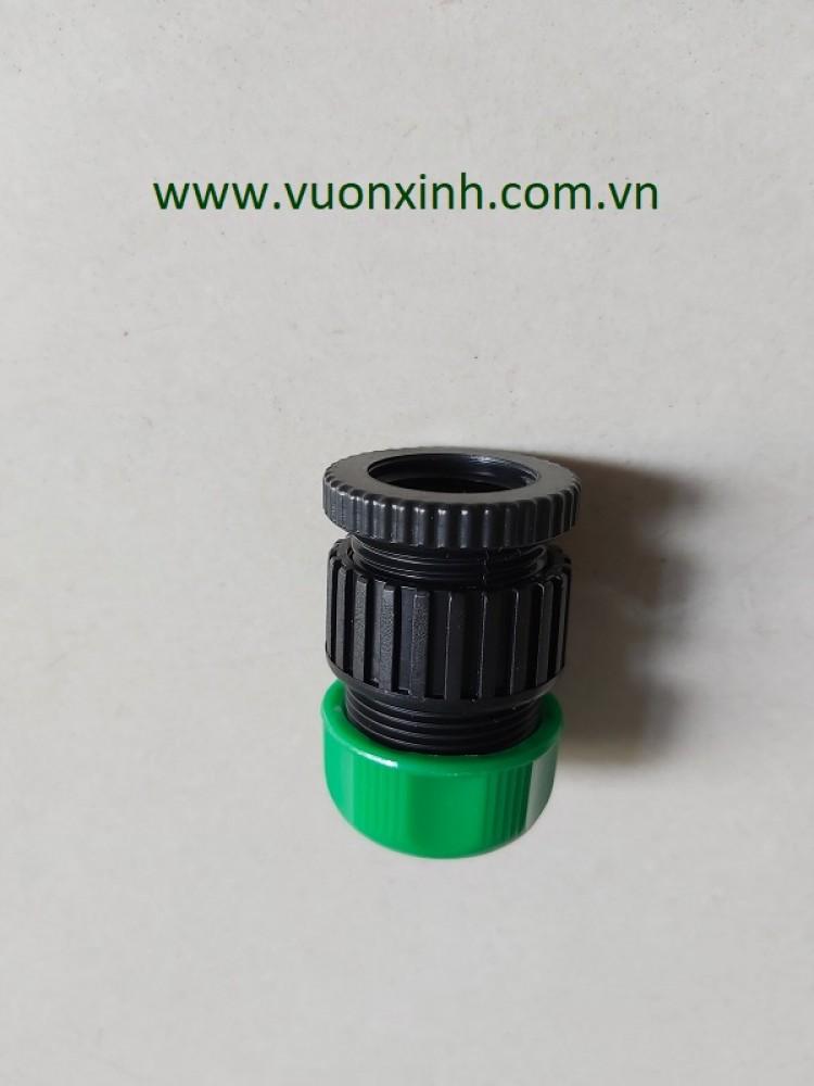 Cút nối (Ren trong 21 ống mềm 16)