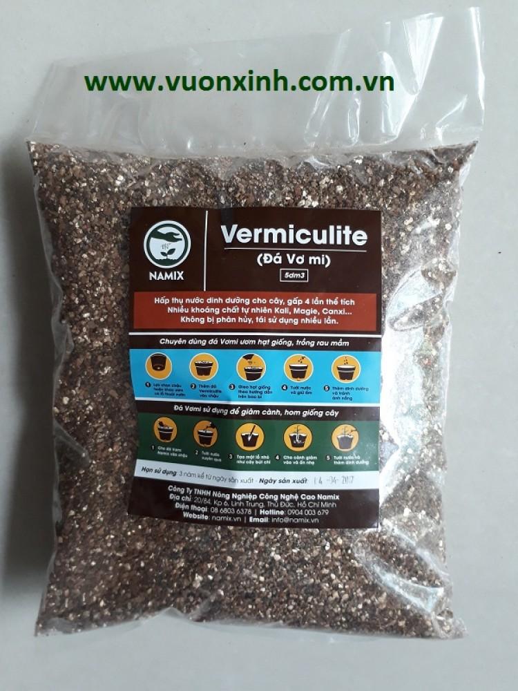 Đá Vơ mi ( Vermiculite ) 5dm