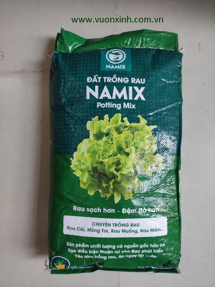 Đất trồng rau Namix