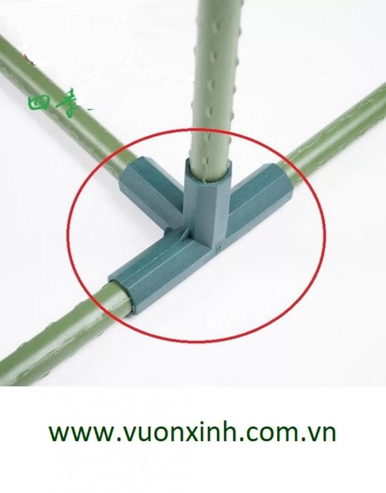 Khớp nối 4 chiều B2 phi 16mm