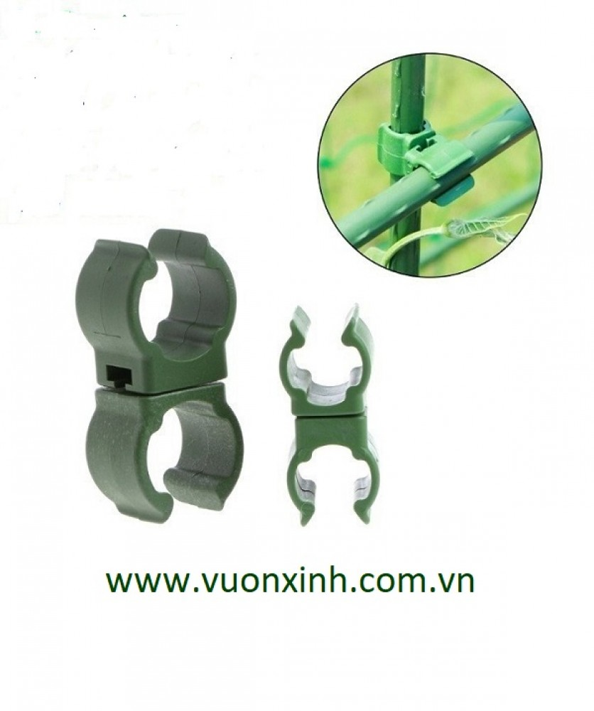 Khớp nối vặn ống phi 11mm