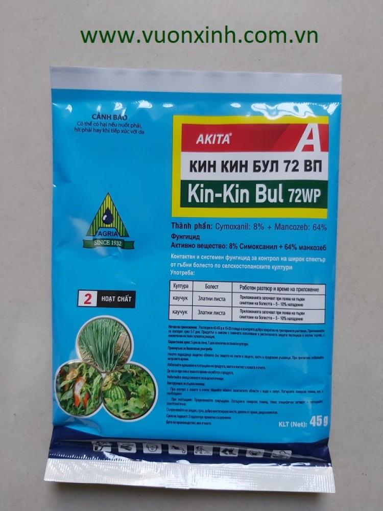 KIN KIN BUL 72WP _45gr
