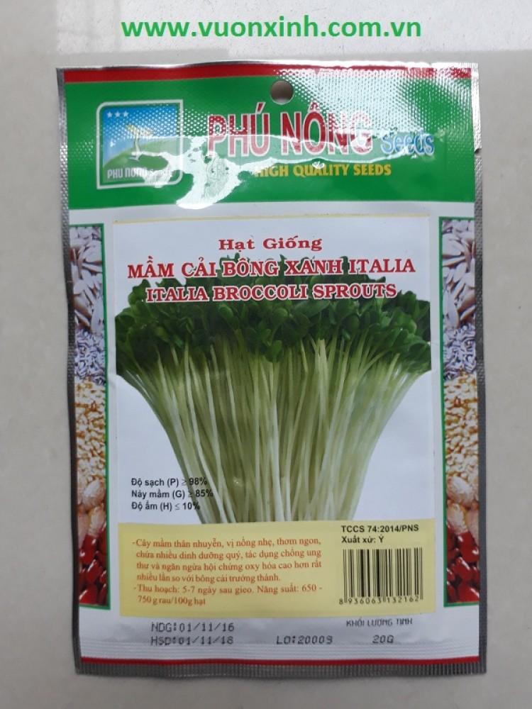 Mầm cải bông xanh ITALIA