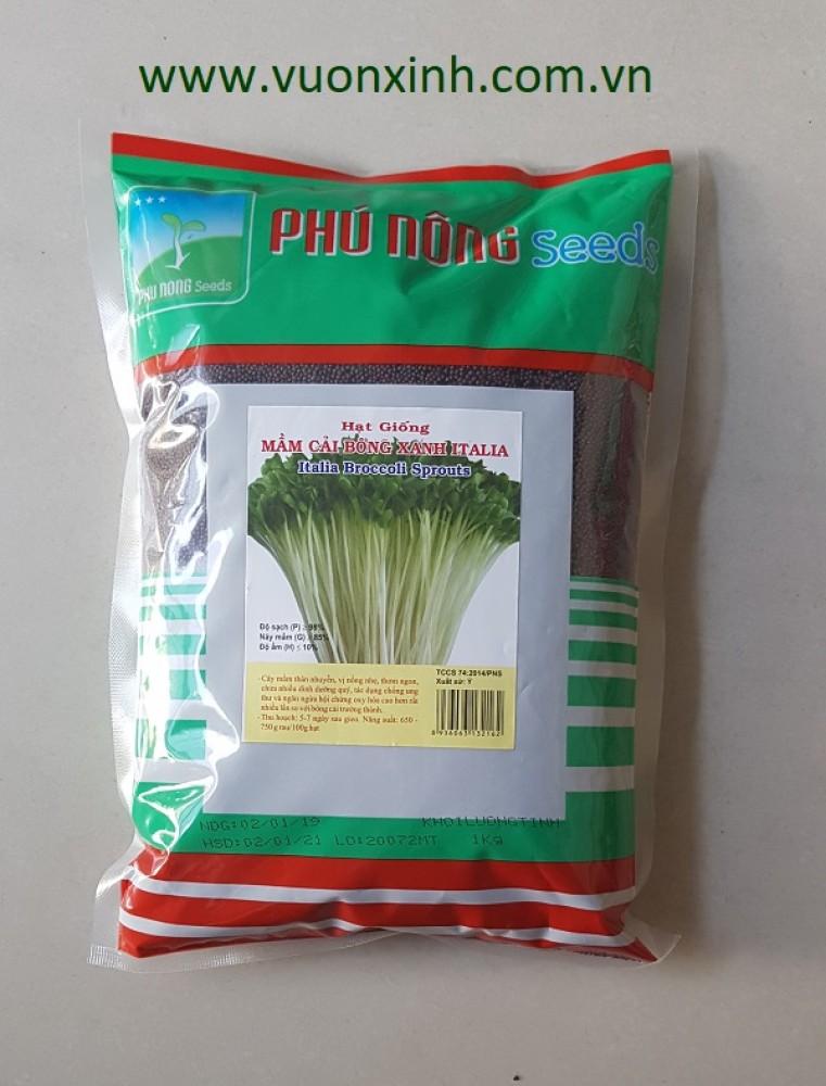 Mầm cải bông xanh ITALY_1KG