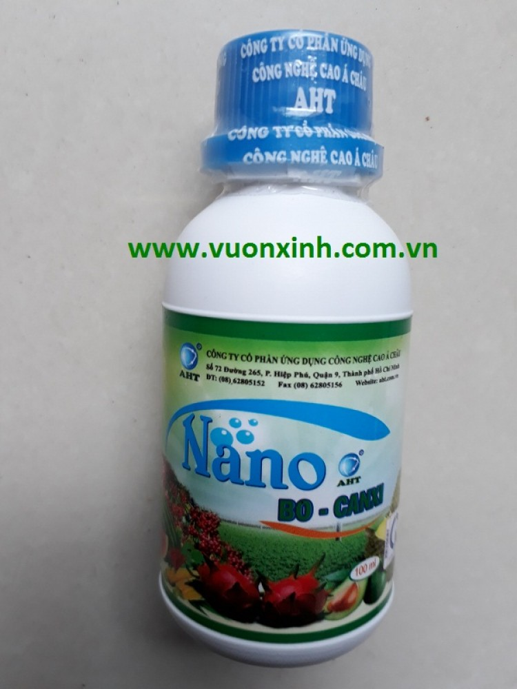 NANO Bo-Canxi 100ml