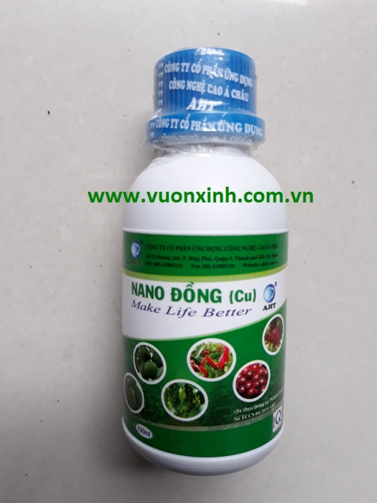 NANO ĐỒNG 100ml
