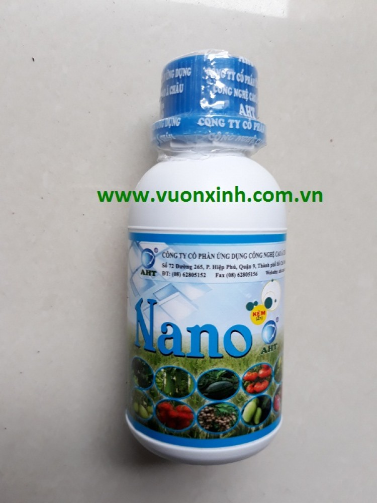 NANO KẼM 100ml