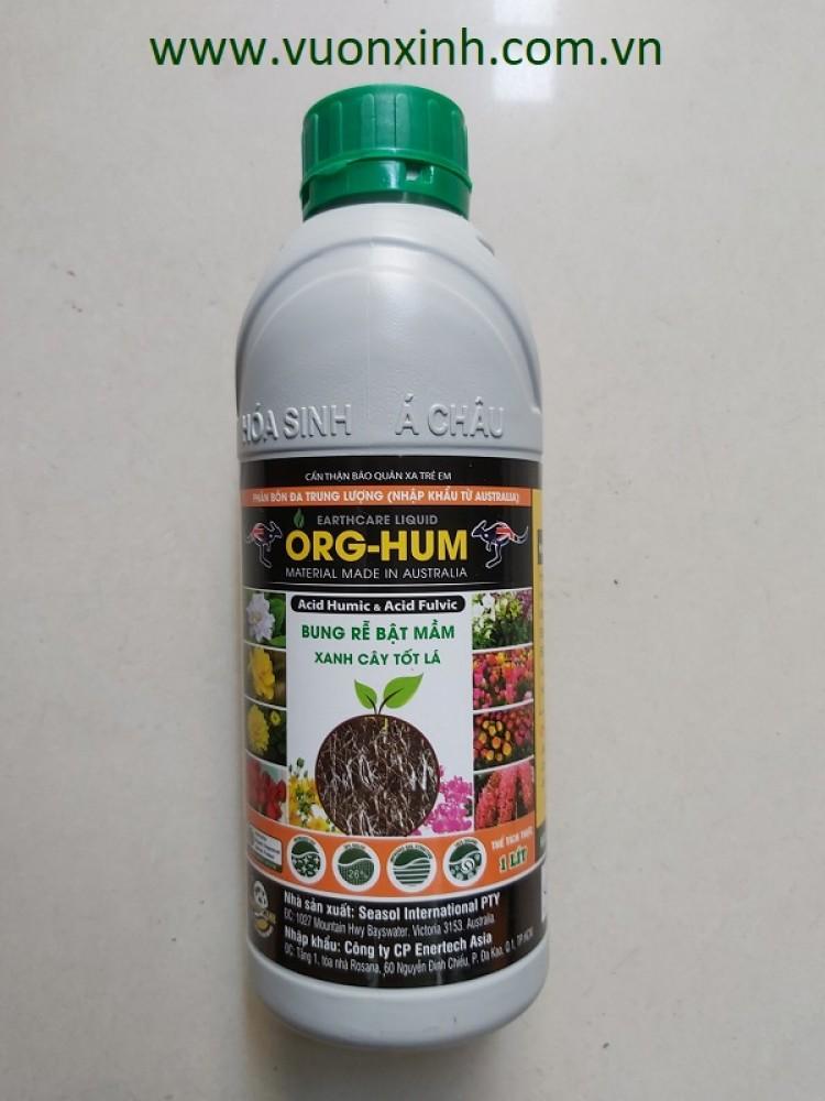 ORG-HUM Ra rễ Bật Mầm 1 lít