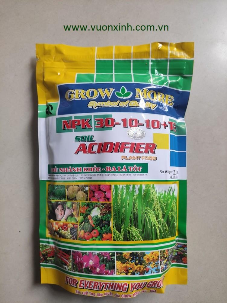 Phân Bón Lá Growmore 30-10-10 1Kg