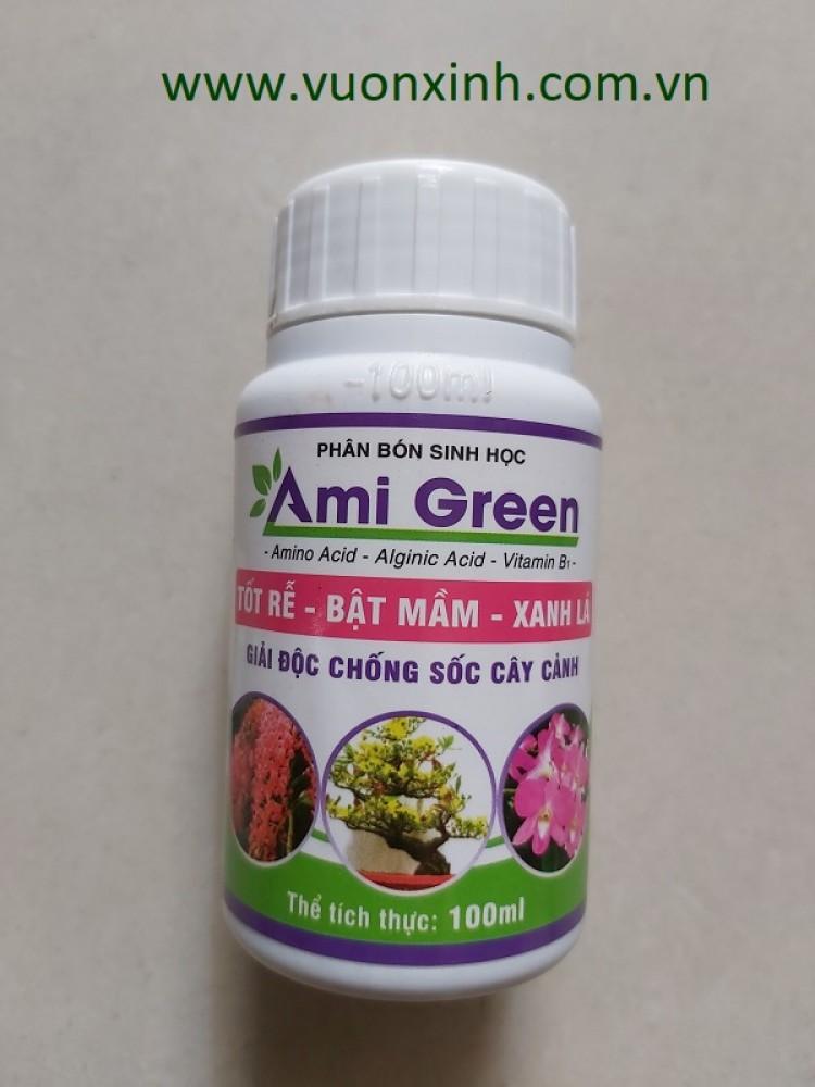 Phân bón sinh học Ami Green 100ml