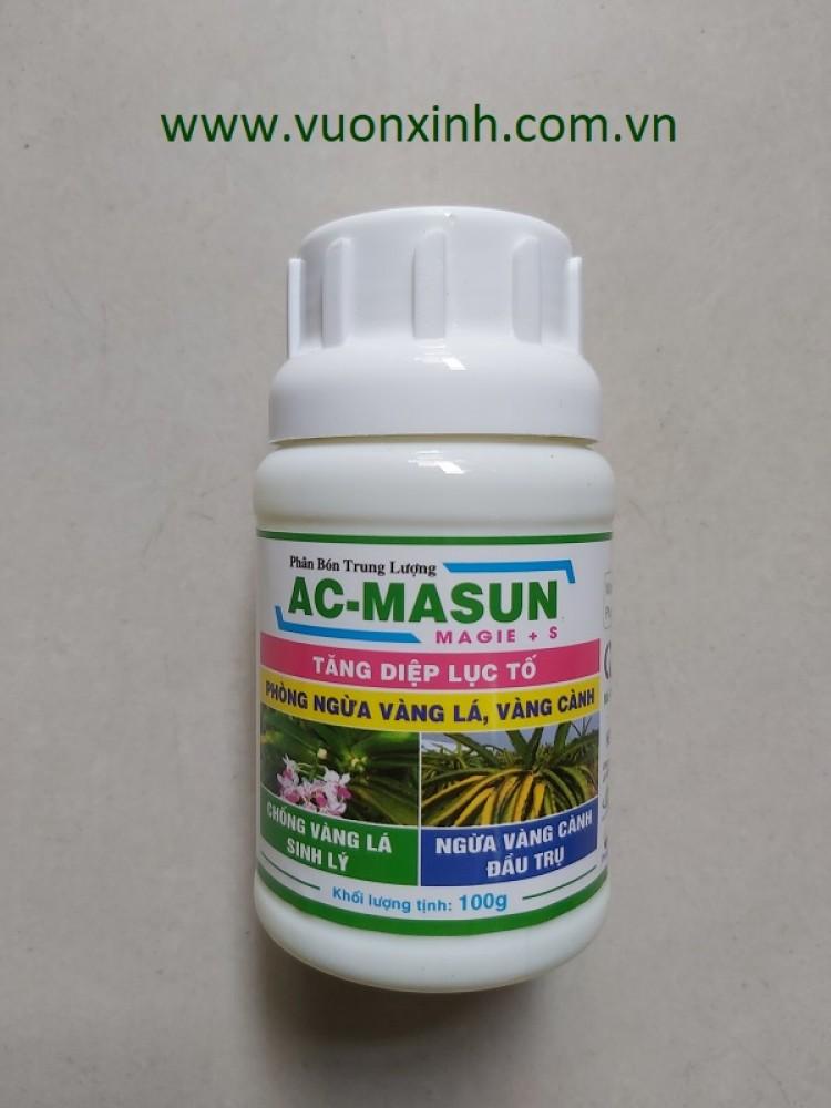 Phân Bón Trung lượng AC MASUN
