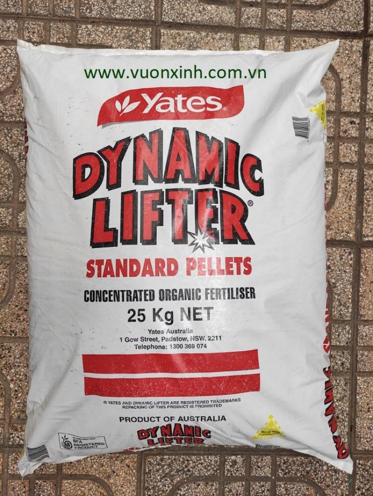 Phân hữu cơ Úc Dynamic Lifter_25kg