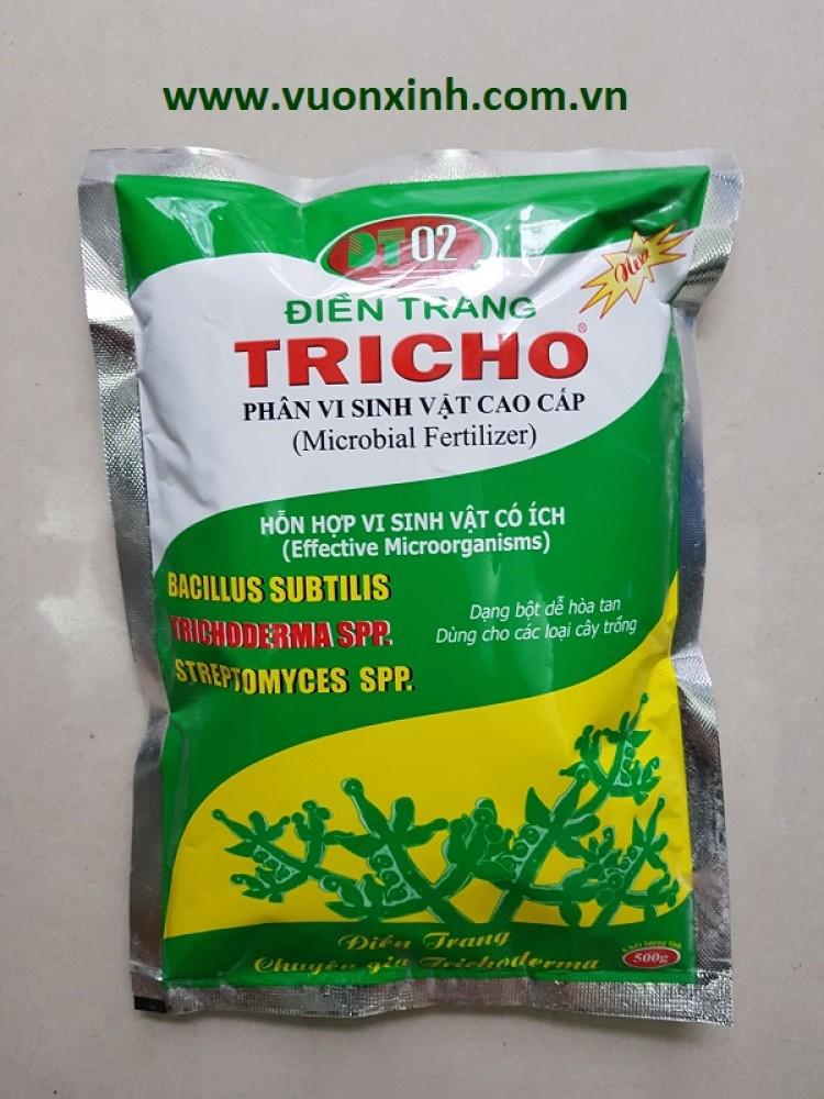 Phân vi sinh vật TRICHO 500GR