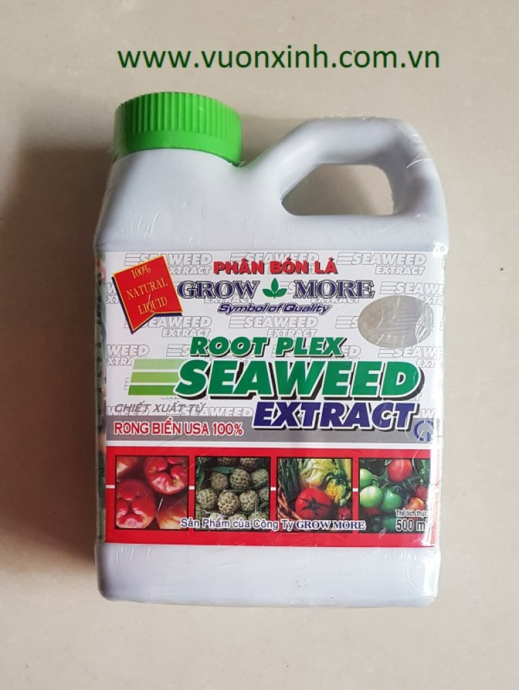 Seaweed extract_Rong Biển USA_500ml