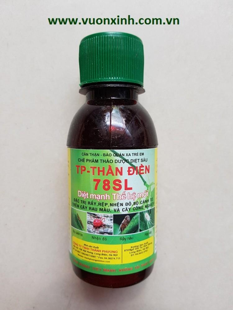 Thảo dược Thần Điền 78SL