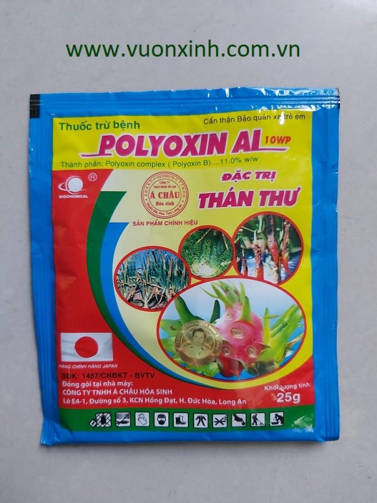 Thuốc trừ bệnh POLYOXIN AL 10WP