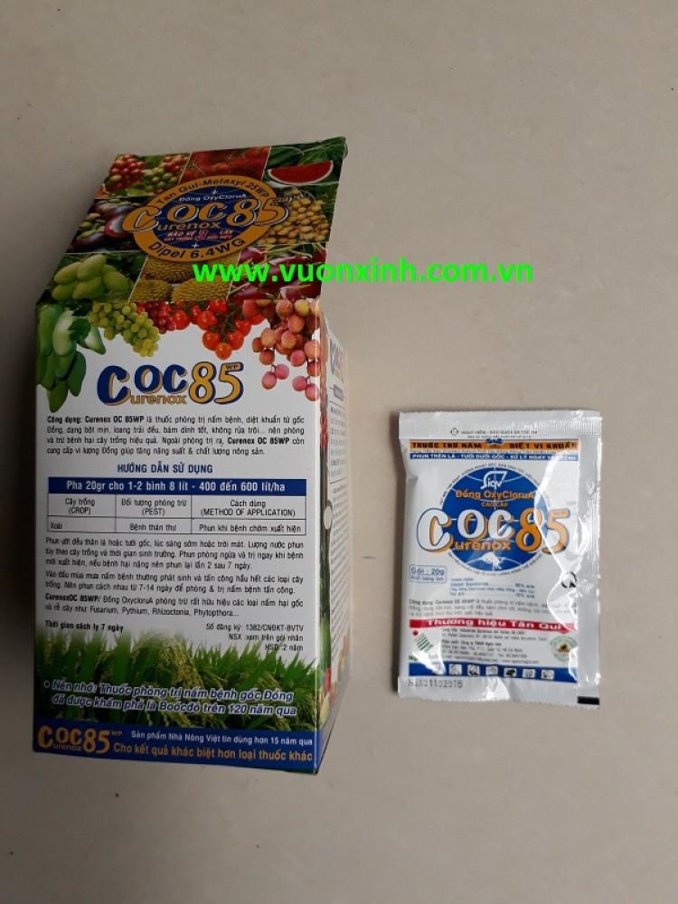Thuốc trừ nấm COC 85 _20Gr
