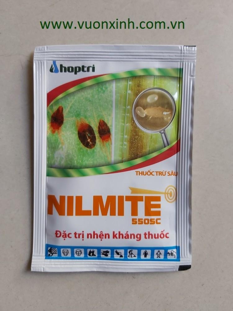 Thuốc trừ Nhện đỏ Nilmite 10ml