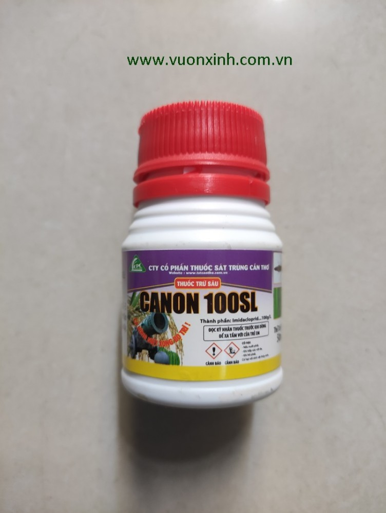 Thuốc trừ sâu Canon 100SL