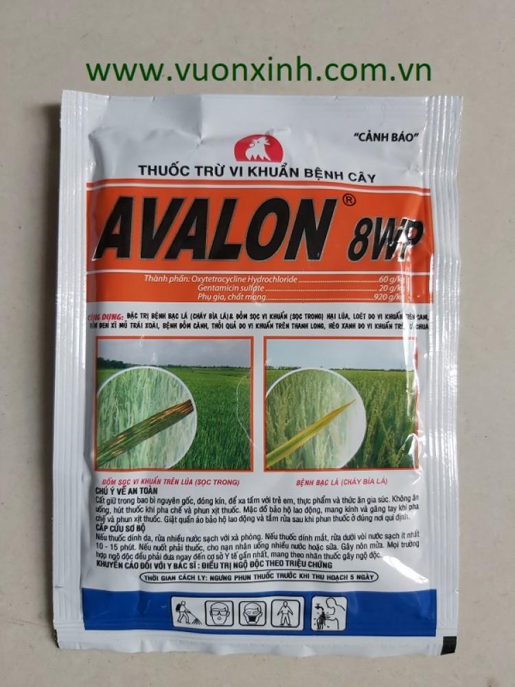 Thuốc Trừ Vi khuẩn bệnh cây AVALON 8WP