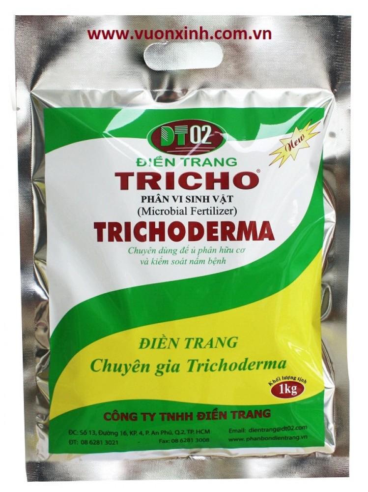 TRICHODERMA_ Phân vi sinh vật