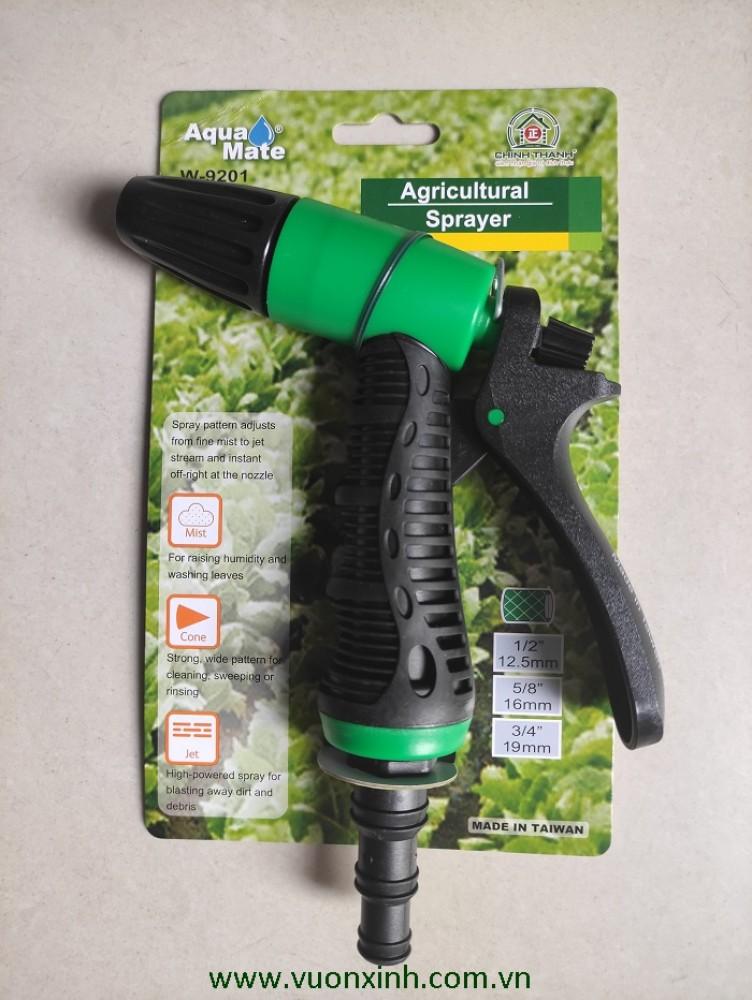 Vòi súng tưới cây aquamate W-9201